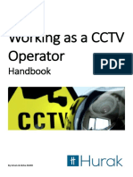 CCTV Operator - Handbook