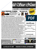 The Emerald Star News - June 15, 2017 Edition