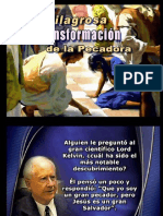 10. La Milagrosa Transformación.ppt