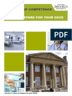 How to Prepare for Your OSCE V2