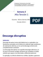 Descarga disruptiva