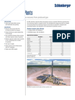 SLB Cryogenic Gas Plants Ps
