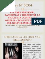 REGLAMENTE - LEY 30364- CENTRO DE SALUD.pptx