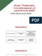 Dra. Fatima Ponencia Ecuentro Jurisdiccional Tarma