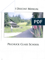 Pilchuck Docent Manual 2010
