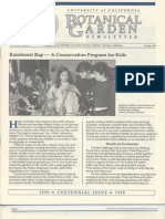 Winter 1990 Botanical Garden University of California Berkeley Newsletter