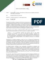 Directiva Ministerial 39