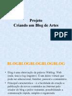 Criando Um Blog