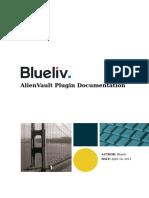 AlienVault Plugin User Guide