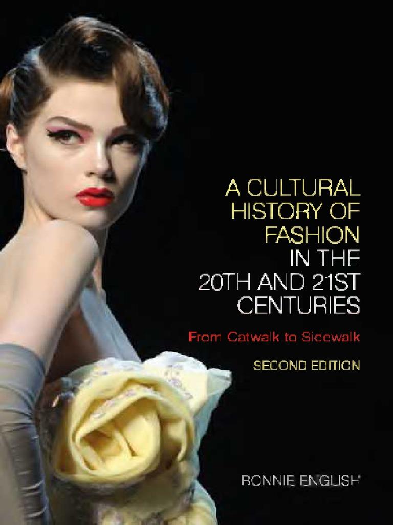 3dfd50082169 A Cultural History of Fashion i - Bonnie English