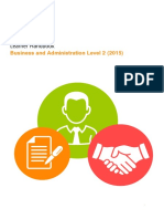 Business and Administration -Learner Handbook-PDF