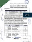 Acta de Presentacion y Evaluacion de Propuestas - Cerco Perimétrico Quinuamayo Alto