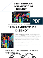 Desing Thinking - Propuesta de Valor