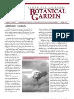 Summer 1999 Botanical Garden University of California Berkeley Newsletter