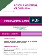 LEGISLACIÓN EN MATERIA DE EDUCACIÓN AMBIENTAL -COLOMBIA-.ppt