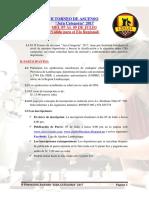 II Torneo de Ascenso 3era Categoria 2017