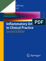 Artritis Inflamtoria en La Practica 2015