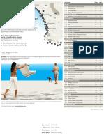 Breeze beach report card graphic
