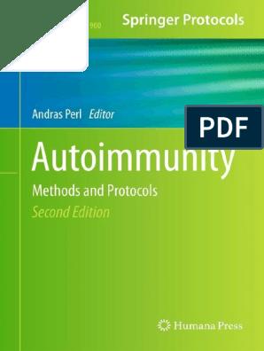 autinmunidad | Immune Tolerance | Autoimmunity