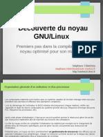 Decouverte Du Noyau Gnu Linux