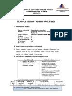 Gestion y Administracion Web Chiclayo