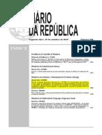 DL 2015-244 - Produtos Petroleo