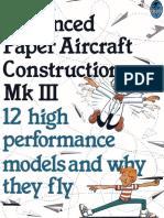 Campbell Morris - Advanced Paper Aircraft Construction - vol 3.pdf