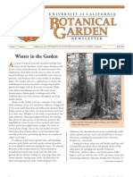 Fall 2002 Botanical Garden University of California Berkeley Newsletter