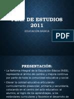 PLAN DE ESTUDIOS 2011.pptx