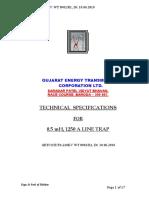 16_line_ trap_ 220kv-0_5_ mH_1250A