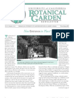 Winter-Spring 2006 Botanical Garden University of California Berkeley Newsletter