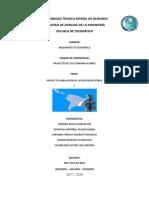 Proyecto de Telecomunicaciones