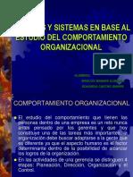 estudio del compotamiento organizaconal.ppt