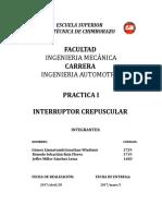 Circuito Interruptor Crepuscular Gomez 1729.