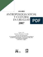 954359016 Sonnia Romero - Antropologia social y cultural en Uruguay 2007.pdf