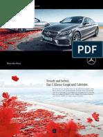 Mercedes-benz-c-class Ac205 Brochure 12045 de 09-2016