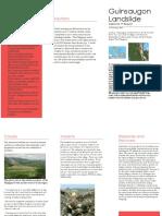i and s landslide assessment