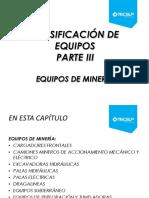 CLASIFICACION DE MAQUINAS