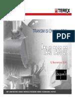 TA35-40 G7 Transmision Allison