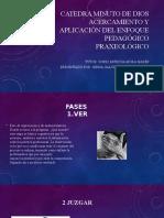 Acercamiento y aplicación del enfoque pedagógico praxeológico 28-07-16.pptx