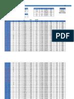 Hoja de Calculo de Plano Isometrico Final