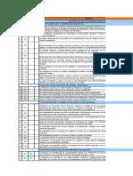 Planificacion de Auditoria OHSAS 18.001 y ISO 14.001