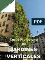 Curso Profesional de Jardines Verticales
