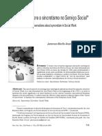 Três notas sobre o sincretismo no Serviço Social.pdf