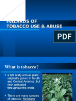 HAZARDS Tobacco