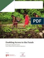 Proceso de Acreditacion PROFONANPE Al Fondo Verde
