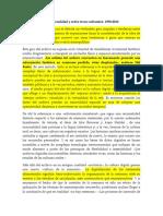 5. Deconstrucción, relacionalidad y redes tecno-culturales 1990-2010