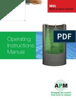 MVL Multi Scanner System Manual V01013 OQ