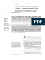 Botox Cosmetic Pig | Botulinum Toxin | Placebo Controlled Study
