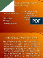 QUE ESTUDIA EL COMPORTAMIENTO ORGANIZACIONAL.ppt